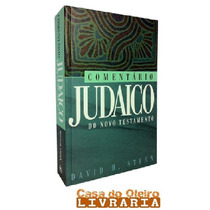 Comentário Judaico Do Novo Testamento - L O J A