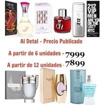 Perfumes Originales Panameños Al Mejor Precio Del Mercado!!