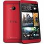 Htc One M7 Color Rojo Nu 32gb/2gb Ram Nuevo No Refurbished