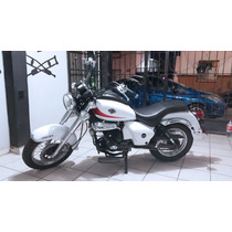Excelente Moto Italika Chopper Tc200 2016 600 Km