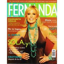 Fernanda - Margarita Gralia, Moda, Erotismo, Incontinencia