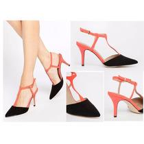 Zapato De Dama Importado De Europa Modelo Exclusivo