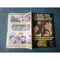 Lucia Mendez Vs Verónica Castro