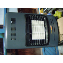 Heath Wave Calentador Portatil 3 Radiantes Gas Lp 16800 Btus
