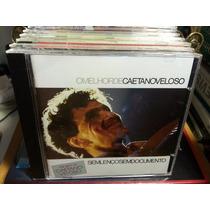 Cd O Melhor De Caetano Veloso - Sem Lenço Sem Documento 1989
