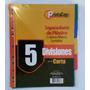 Separadores De Plastico 5 Div. T/ Carta Printacopy