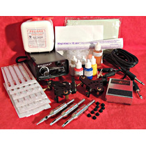 Kit Profesional Tattoo 1 Sudaka Tattoo Tatuajes Tatuar
