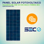 Panel Solar Fotovoltaico 150w 12v Certificado Sec