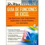 Guia De Funciones Excel De Dr. Max Express