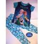 Pijama Frozen Hermosos Pijamada Disney Elsa Y Anna Conjunto