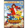 Dvd Digimon - Data Squad Vol. 1 - Monstros Entre Nós