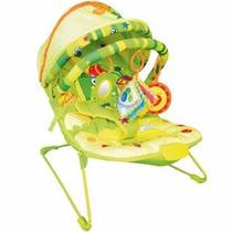 Cadeira De Descanso Musical Vibratória Frutinhas - Dican