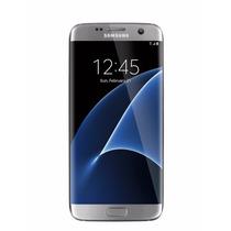 Samsung Galaxy S7 Edge 32gb G935 4g 5.5 Plata Telcel Nuevo
