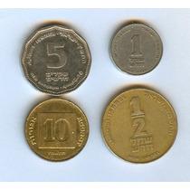 Israel Monedas