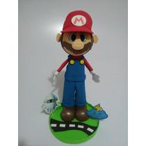 Centro De Mesa Mario Bros , Fiestas Infantiles, Recuerdos