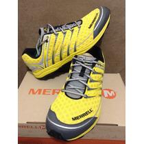 Tenis Trail Merrell Núm 28 Mex Running
