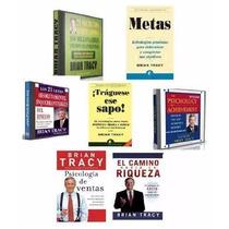 Brian Tracy. Libros Pdf + Audiolibros En Pack