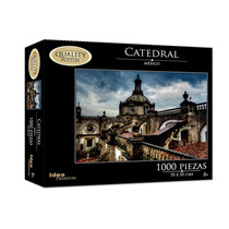 Caja Con 10 Rompecabezas De 1000 Pzs Mexico, Quality Puzzle