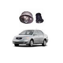 02 Buchas Balança Dianteira Toyota Corolla 2001 A 2008 Nova
