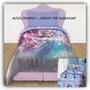 Acolchado + Sabanas Frozen Premium Piñata Disney 1 1/2