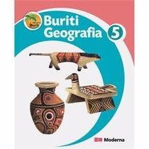 Livro Geografia 5 Projeto Buriti Ed:moderna