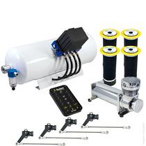 Kit Ar + Gerenciador I System Integrado - Vw Parati Quadrada