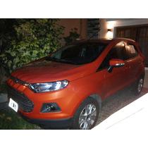 Ford Ecosport Titanium 1.6 2013