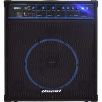 Caixa Amplificada Oneal Ocm390 Multiuso 80w Rms Usb Sd Fm