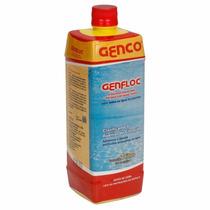 Genfloc Clarificante E Auxiliar De Filtração 1l Genco