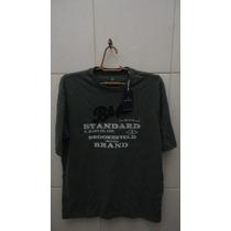 Camiseta Brooksfield Original - Algodão Peruano