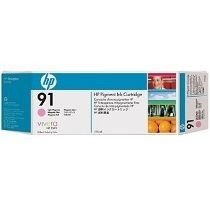 Cartucho Hp 91 C9471a Magenta Claro 775ml Original