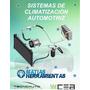 Manual De Aire Acondicionado Climatizacion Mecanica Autos