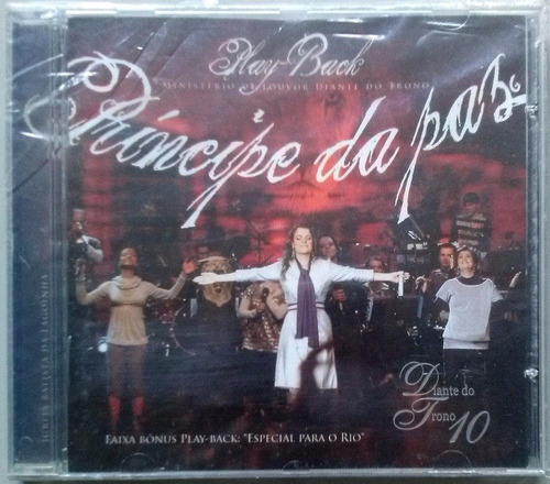 cd principe da paz playback
