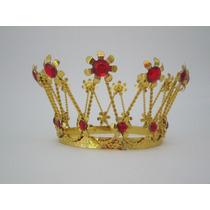 Corona Rey Para Niño Dios, Accesorios Para Vestimenta