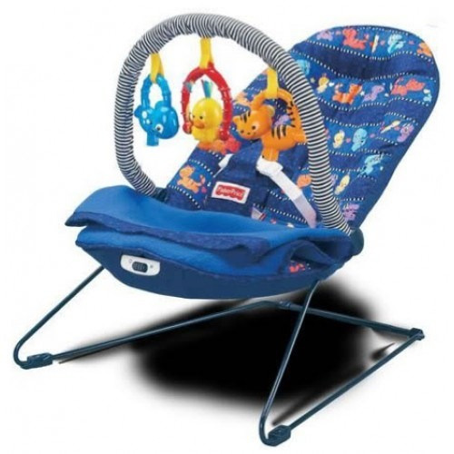 Silla mecedora fisher price bs en mercado for Silla fisher price