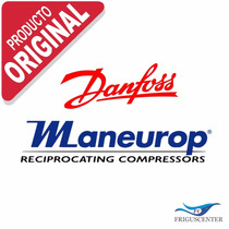 Mt22-1vm Compresor Danfoss Maneurop 2 Toneladas, R22, 220/1/