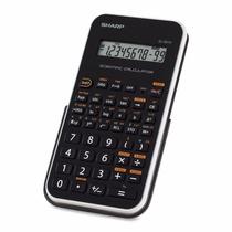 Calculadora Científica Sharp 10 Dígitos 131 Funciones El-501