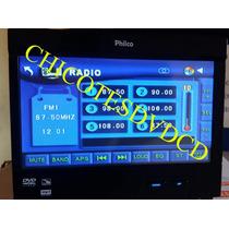 Peça Lcd Completo, Mecânica E Flat Para Dvd Philco Pca 610