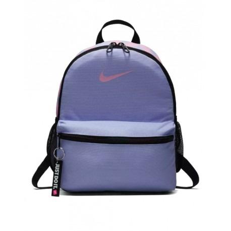5214bc560 Mochila Nike Brasilia Just Do It Kids (mini) Ba5559-477 - R$ 99,90 ...