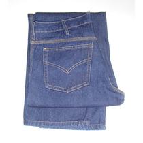 Blue Jean Tres Costuras Industrial. Por Docenas