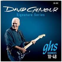 Cordas De Guitarra Ghs Signature David Gilmour - 10-48