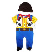Mameluco Disfraz Bebe Woody Toy Story *disney Baby Original*
