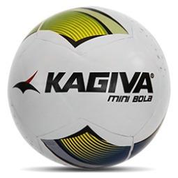 0ad5b9b41f Mini Bola Futsal Kagiva F5 Pro Brasil - 2017 - R  29