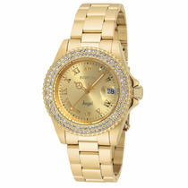 Relógio Invicta Angel - 19513 Dourado Feminino