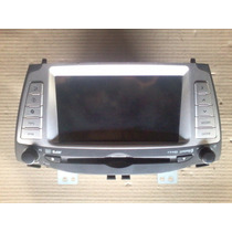 Radio Multimídia Cd/mp3 Gps Hyundai Ix35 Original
