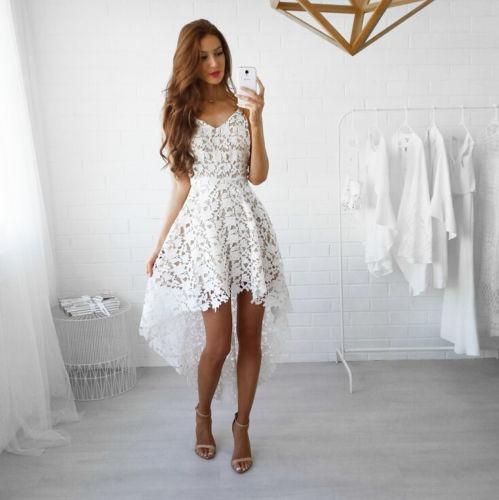 Vestido Largo Blanco Importado! -   1.590 252fd01a63a5