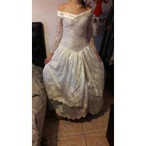 Vestido De 15 O De Novia Inpecable