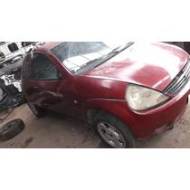 Deshueso Ford Ka 03