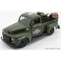 1948 Ford Pick Up F-1 1.24 Duo + Moto 1942 Wla Flathead 1.24