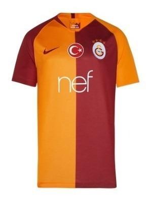 da34a95e1 Camisa Galatasaray Uniforme 1 2018 2019 Frete Grátis - R  120